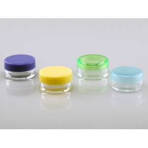 3g/5g Plastic Cream Jar