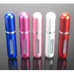 5ml refillable perfume atomizer